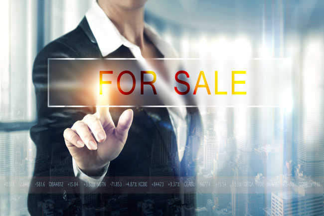 Banner ads for luxury real estate